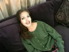 Schoolgirl Jenna Haze Enjoys Mean Dicking.