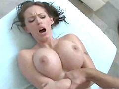 Jenna gets fucked after her massage.