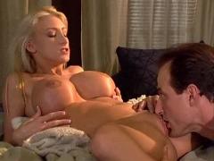 Nadia Hilton has a HUGE set of boobs.