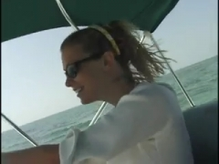 Jenna Jameson Speed Boat and Masturbation.