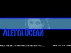 Aletta Ocean - Photoshoot then she gets fucked.