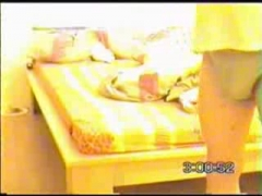 Old asian lady home made sextape