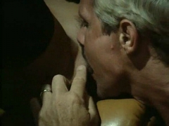 Hairy  MILF fucks with papi.