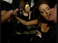 Monica Roccaforte and Oceane party sex Mario Salieri......By.