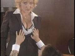 Busty secretaries lesbian sex.