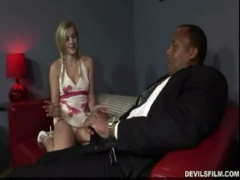 Kylee Reese Seduces Her New Black Stepdads.