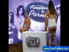 Auditions for American Pornstar Idol.