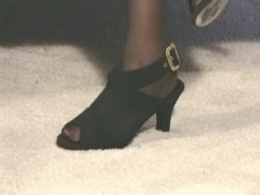 Every woman has a foot fantasy.