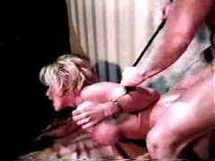 Vintage big titty blonde screwed in jail!.