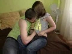 That hot russian girls got very nice tits.