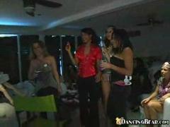 Nympho's association staff party.