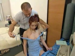 Sex with sexy redhead  For Exams.