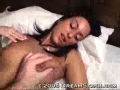 Hot  Brunette  Fucked hard.