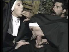 Suck'n nuns.