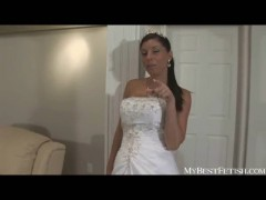 Bride Tiffany nasty facesitting .