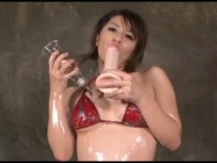 Japanese I Love my Dildo 6 scene 2.