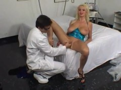 Hot Busty Lori Pleasure Banged By Doctor.