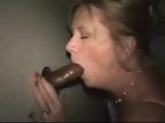 Amateur  Wife Interracial Gloryhole.