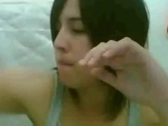Alina webcam show.