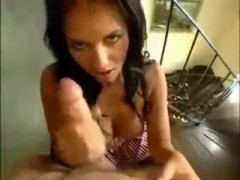 perfect assed girl gets fucked.