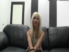 Blonde teen cutie.