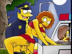 Private life of Simpsons family and their neighbors.