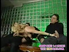 Blonde italian pornstar part1.