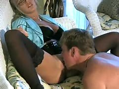 Amber lynn bach banging at home.