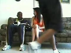 Bamboo is ravished by mandingo and fucked by jack n..
