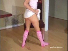 Jenna presley teasing and instructing.
