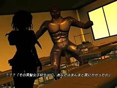 Aijou gakuen majin baiburosu 3d(animeandhentai.