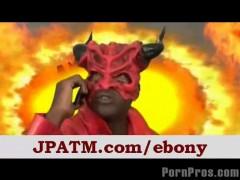 The devil wears booty!.
