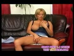Hot milf blonde part1.