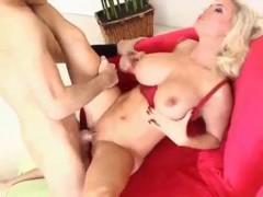 Diamond foxxx milf masturbation and hardcore.