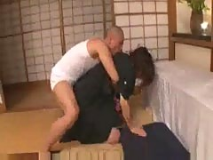 Japanese widow forced by her bother in law and his wife 3.