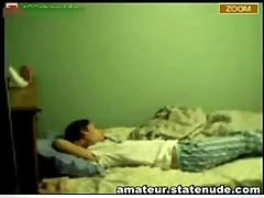 Naked teen bored on stickam.