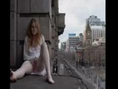 Vertigo - public masturbation