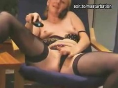 Phone sex masturbation with helga (germany)