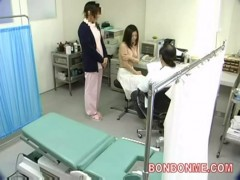 Spycam for department of gynecology and obstetrics, creampie