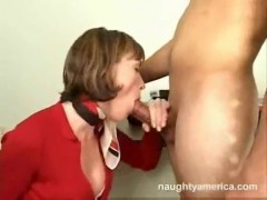 My first sex teacher