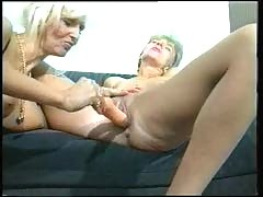 Sandra Foxx Lesbennummer