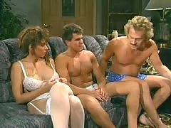 Christy Canyon, Joey Silvera and TT Boy