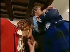 Italian manege de troi