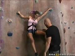 Rachel roxxx - climbing