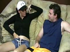 Kellys Couch Handjob