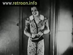 Retro anal porn scene