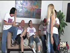 Jayla Star Gangbang and Facefuck, by Skull Fuck