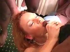 Janet Mason Birthday Bukkake