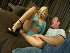 Sandra larosa - whos that girl scene 5