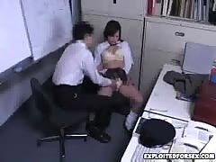 Japanese schoolgirl forced
